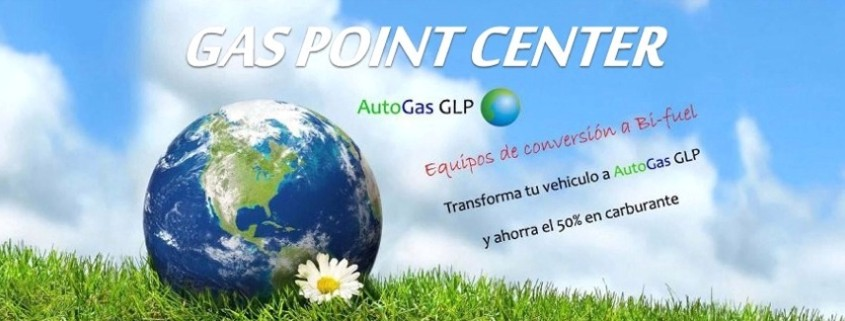 Gas Point Center para turismos